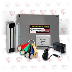 Kit Control Acceso Total Ingetronic24 Llave De Contacto