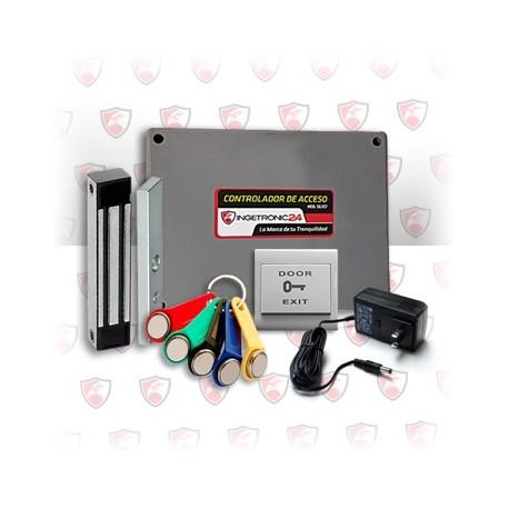 Kit Control Acceso Total Ingetronic24 Llave De Contacto