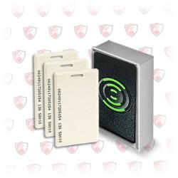 Control De Asistencia Silv27 Tarjeta Prox Rfid Wifi Espanol