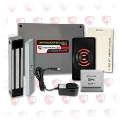 Kit Total Control De Acceso Y Asistencia Silv27 De Ingetronic24 Proximidad Rfid