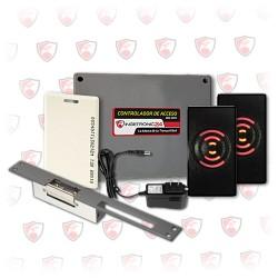 Control Acceso y Asistencia Ingetronic24 Prox. Dual
