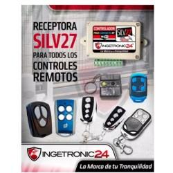 Silv27 Receptora de Controles