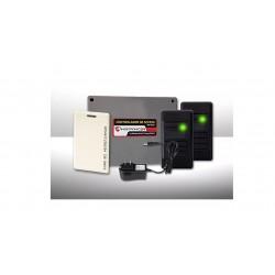Control De Acceso Dual Y Asistencia Silv27 Ingetronic24