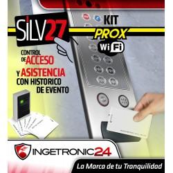 Control Acceso y asistencia Ingetronic24 Para ascensor Prox.